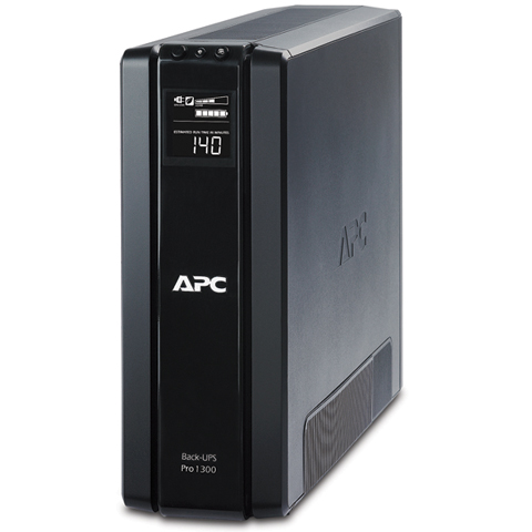 APC Power-Saving Back UPS Pro 1000 BR1000G